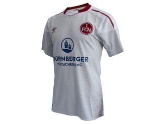 Umbro 1.FC Nürnberg Away Fußball Jersey – Bild 2