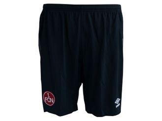 Umbro 1.FC Nürnberg Home Fußball Short schwarz – Bild 2