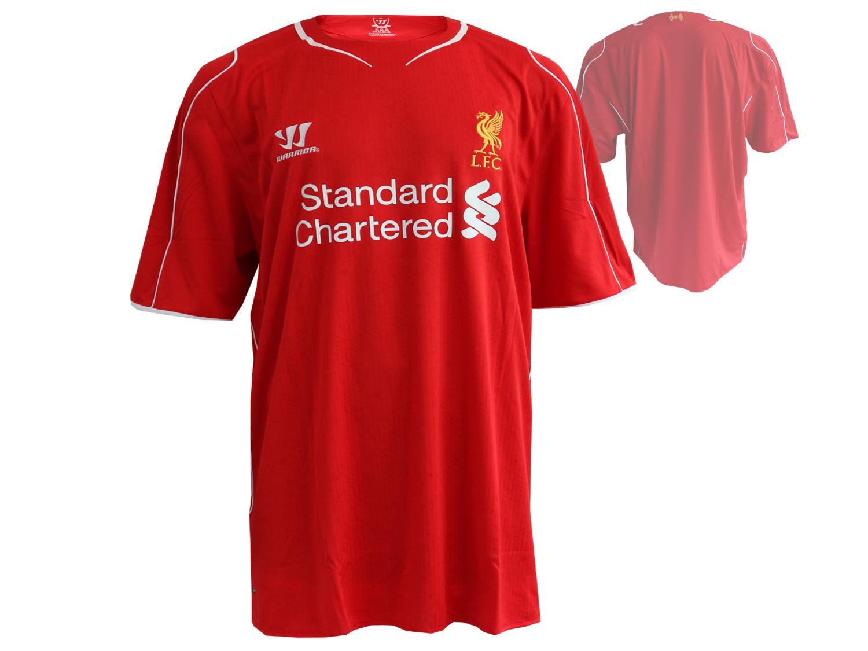 Warrior FC Liverpool Home Fußball Jersey