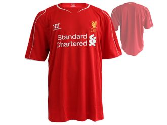 Warrior FC Liverpool Home Fußball Jersey