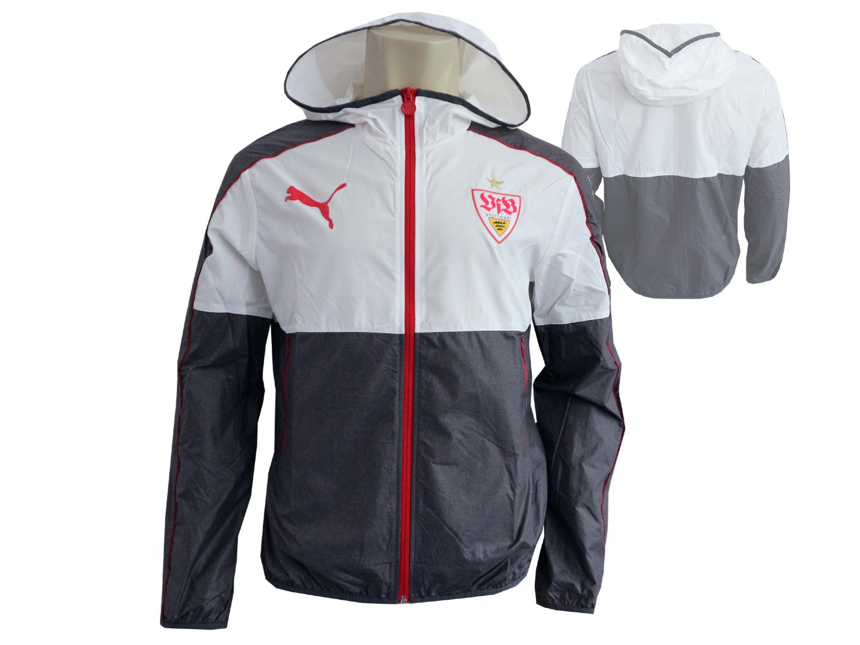 Puma VfB Stuttgart Lightweight Jacket