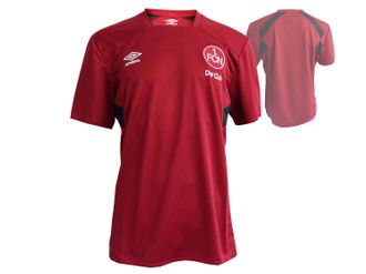 Umbro 1.FC Nürnberg Training Jersey Kinder rot