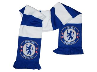 Chelsea London Fan Schal