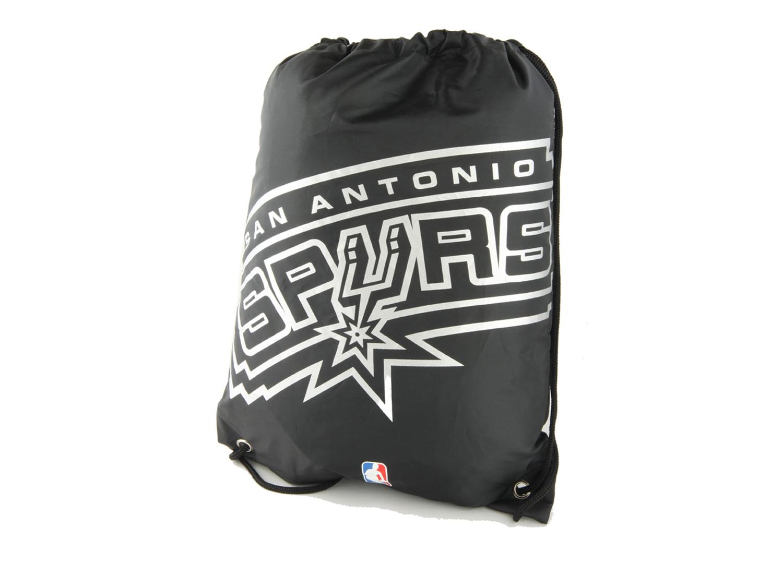 San Antonio Spurs Fan Gymbag NBA Turnbeutel