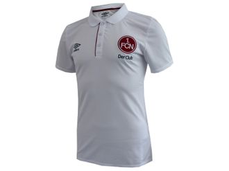 Umbro 1.FC Nürnberg Training Poly Polo Jersey – Bild 2