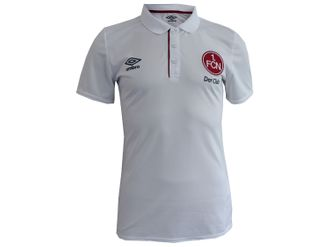 Umbro 1.FC Nürnberg Training Poly Polo Jersey – Bild 3