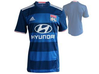 adidas Olympique Lyon Away Jersey 2016/17