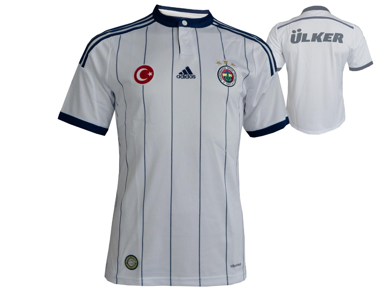 adidas Fenerbahce Istanbul Away Fußballtrikot