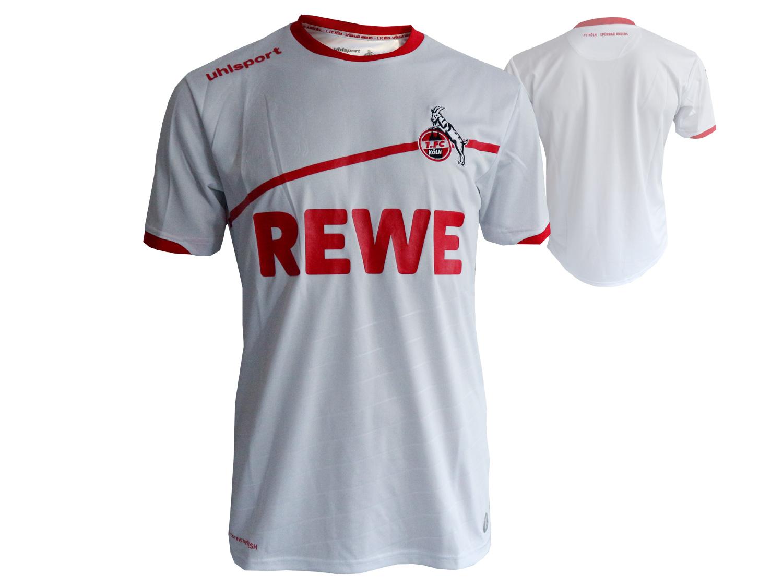 Uhlsport 1.FC Köln Home Fußballtrikot