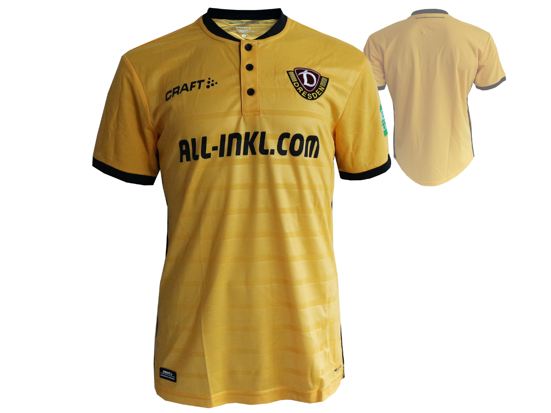 Craft Dynamo Dresden Home Fußball Jersey