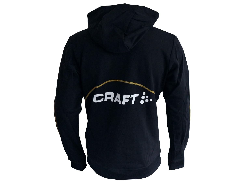 Details zu Craft Dynamo Dresden Fan Kapuzensweatshirt schwarz SGD Hoody Sweat Gr.S XXL
