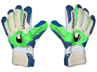 Uhlsport Ergonomic Aquasoft Torwarthandschuh  – Bild 2