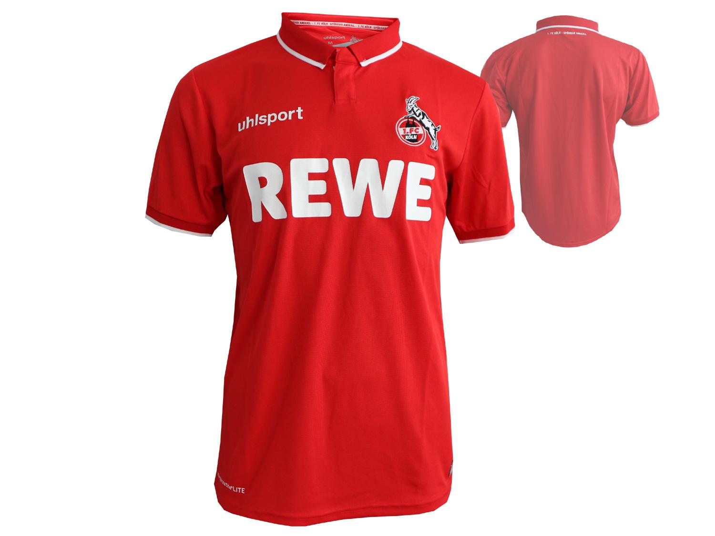 Uhlsport 1.FC Köln Away Fußball Jersey