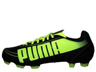 Puma evoSpeed 5.2 FG Kinder Fußballschuh – Bild 3