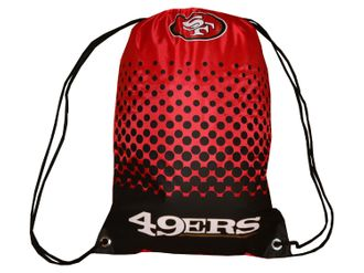 San Francisco 49ers Fan Gymbag NFL Turnbeutel