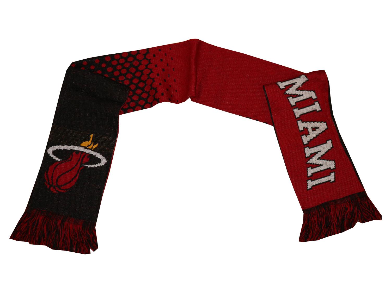 Miami Heat Fan Schal NBA Strickschal