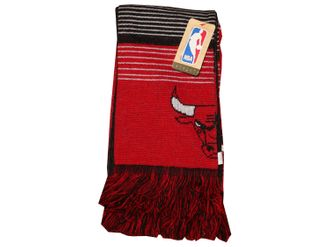 Chicago Bulls Fan Schal NBA Strickschal – Bild 3