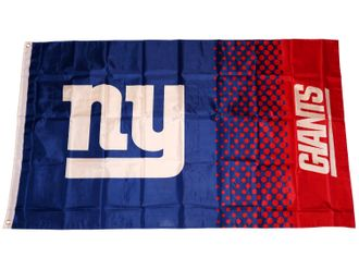 New York Giants Fahne NFL Fade Flag