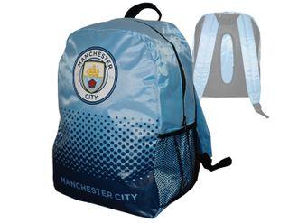 Manchester City Fan Rucksack – Bild 1