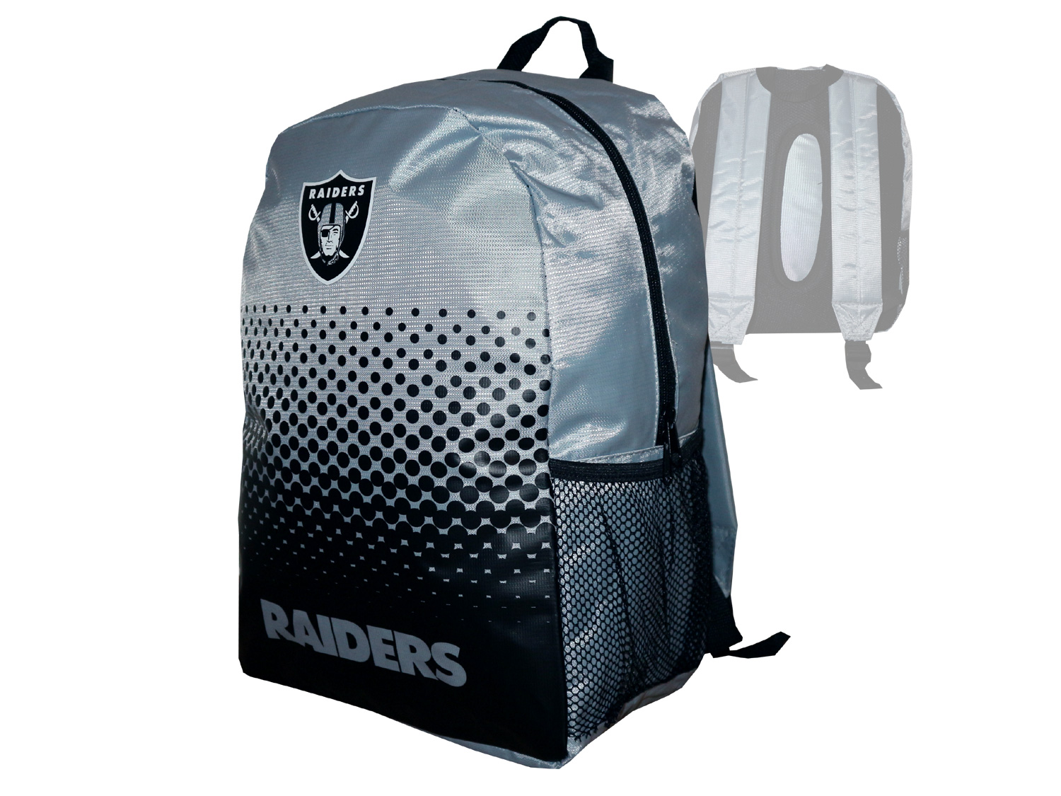 Oakland Raiders Fan Rucksack NFL
