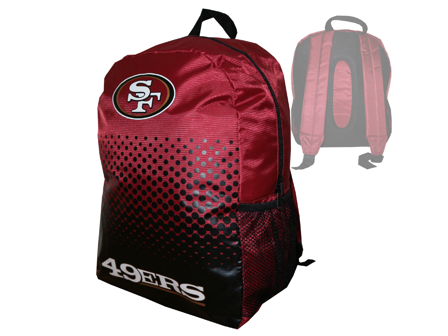 San Francisco 49ers Fan Rucksack NFL