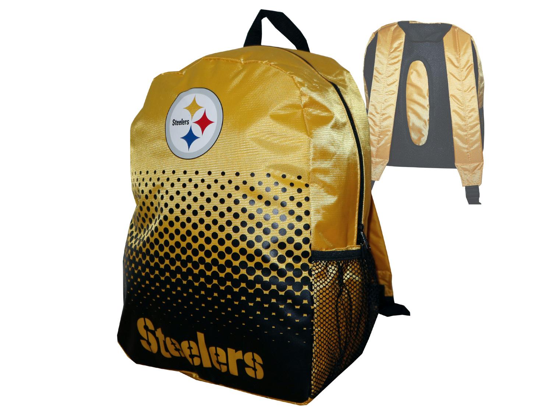 Pittsburgh Steelers Fan Rucksack NFL