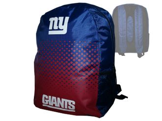 New York Giants Fan Rucksack NFL – Bild 1