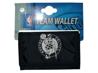 Boston Celtics Fan Portemonnaie NBA Team Wallet – Bild 1