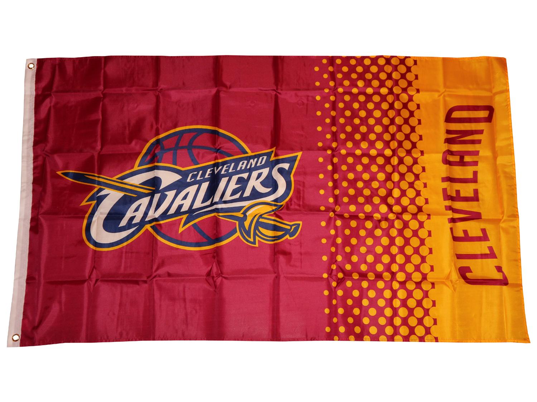 Cleveland Cavaliers Fahne NBA Fade Flag