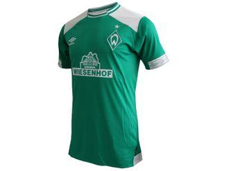 Umbro SV Werder Bremen Heim Trikot 2018/19 – Bild 2