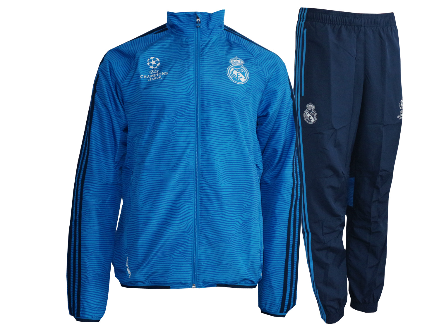 adidas Real Madrid Anzug UCL Pres.Suit