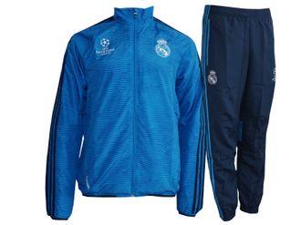 adidas Real Madrid Anzug UCL Pres.Suit – Bild 1