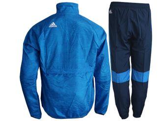adidas Real Madrid Anzug UCL Pres.Suit – Bild 2