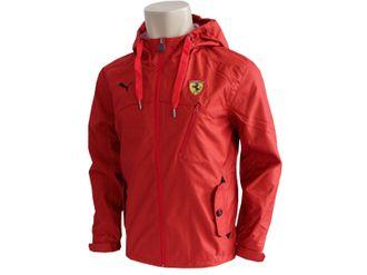 Puma Scuderia Ferrari F1 Classic Woven Jacke – Bild 3
