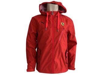 Puma Scuderia Ferrari F1 Classic Woven Jacke – Bild 2