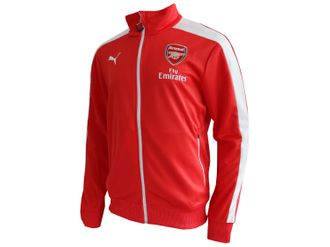 Puma Arsenal London Jacke AFC T7 Anthem Jacket – Bild 3