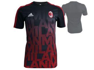 adidas AC Mailand Home Pre Match Shirt