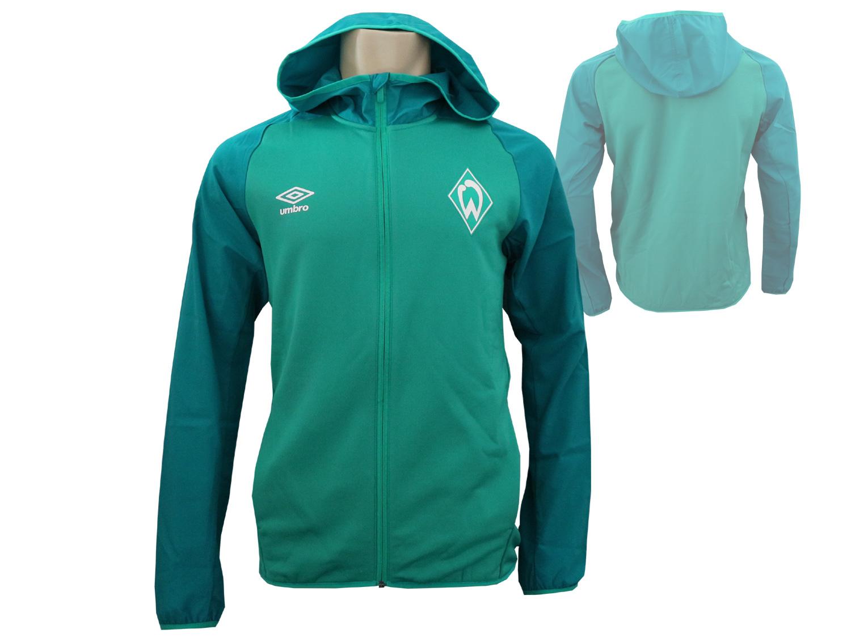 Umbro Werder Bremen Jacke mit Kapuze