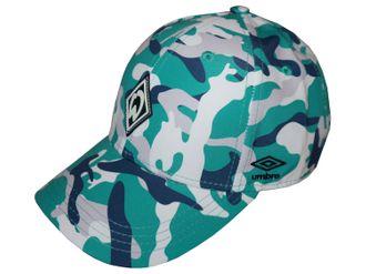 Umbro Werder Bremen Camo Cap Curved – Bild 3