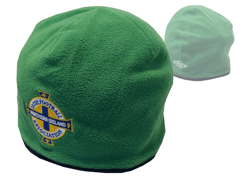 Umbro Nordirland Fleece Mütze Beanie