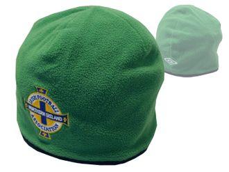 Umbro Nordirland Fleece Mütze Beanie – Bild 1