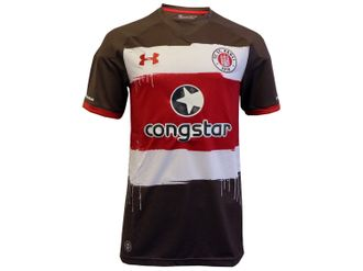 Under Armour FC St.Pauli Home Jersey 17/18 – Bild 3