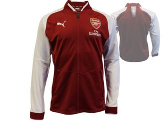 Puma Arsenal London Stadium Jacket 17/18