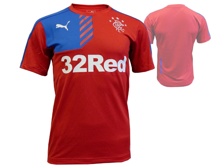 Puma Glasgow Rangers FC Training Jersey 15/16