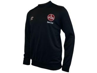 Umbro 1.FC Nürnberg Sweatshirt – Bild 2