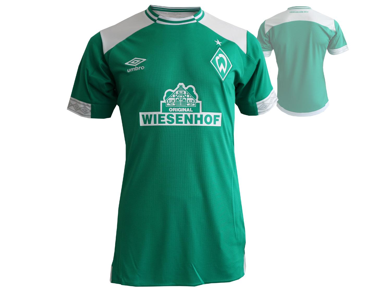 Umbro Werder Bremen Home Jersey Kinder 18/19
