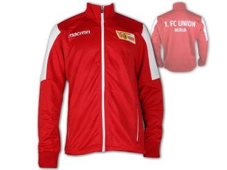 Macron 1.FC Union Berlin Anthem Jacket 18/19