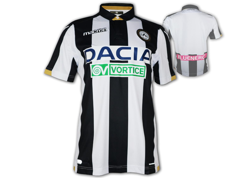 Macron Udinese Calcio Home Jersey 18/19