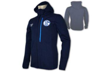 Umbro FC Schalke 04 Pro Fleece Jacke