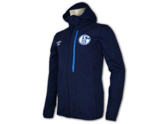 Umbro FC Schalke 04 Pro Fleece Jacke – Bild 3